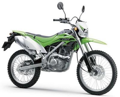 Harga Kawasaki KLX 150BF