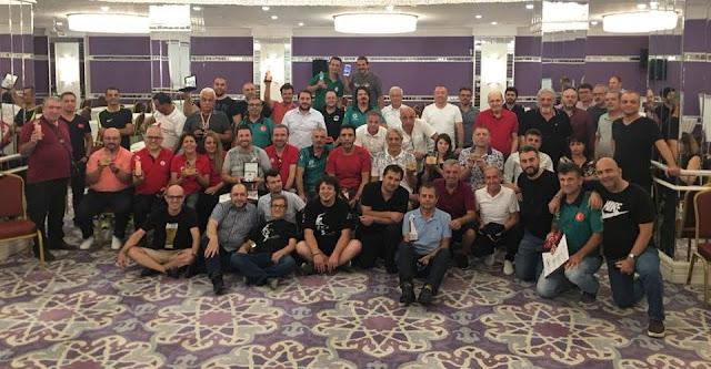 TBGT 2018 5.Sakarya Açık Turnuvası Sonuçlandı