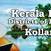 Kerala PSC - Districts of Kerala - Kollam