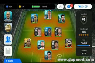 PES Mobile 2018 V2.3.3 Mod Menu Juventus