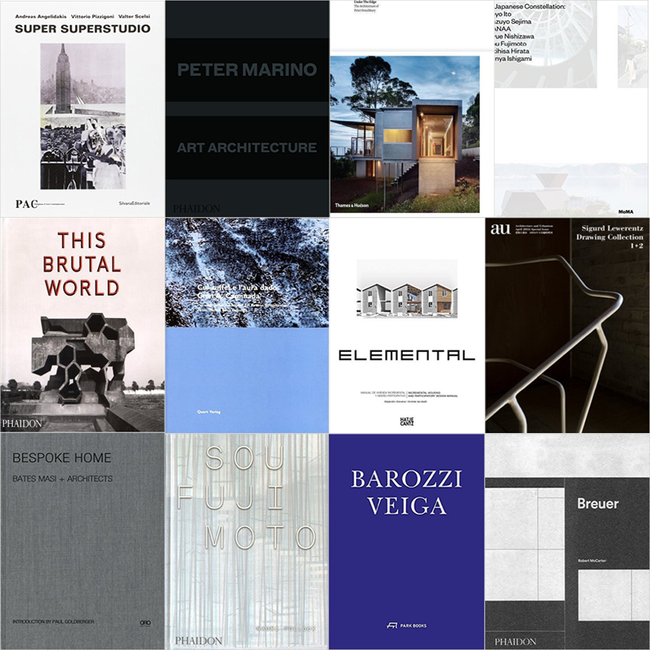 architectural book reviews