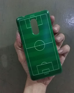 custom case lapangan bola
