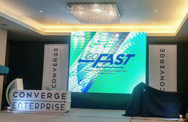 Converge FAST Promises a Fast, Affordable, Simple and Truly High-performing Internet Connectivity and Service in the country