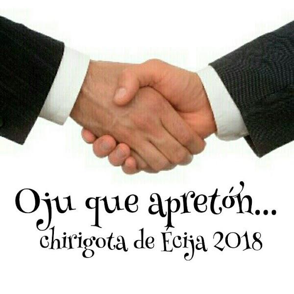 La Chirigota de Ecija será OJÚ QUE APRETON!!!