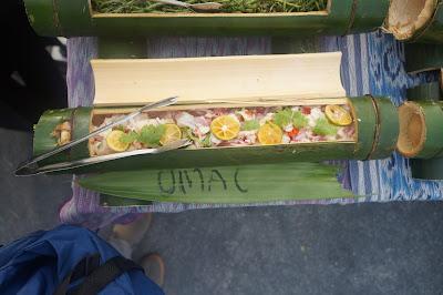 """Sarawak Sashimi """"UMAI"""""""