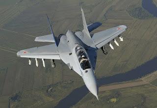Jet Tempur Multiperan MiG-35