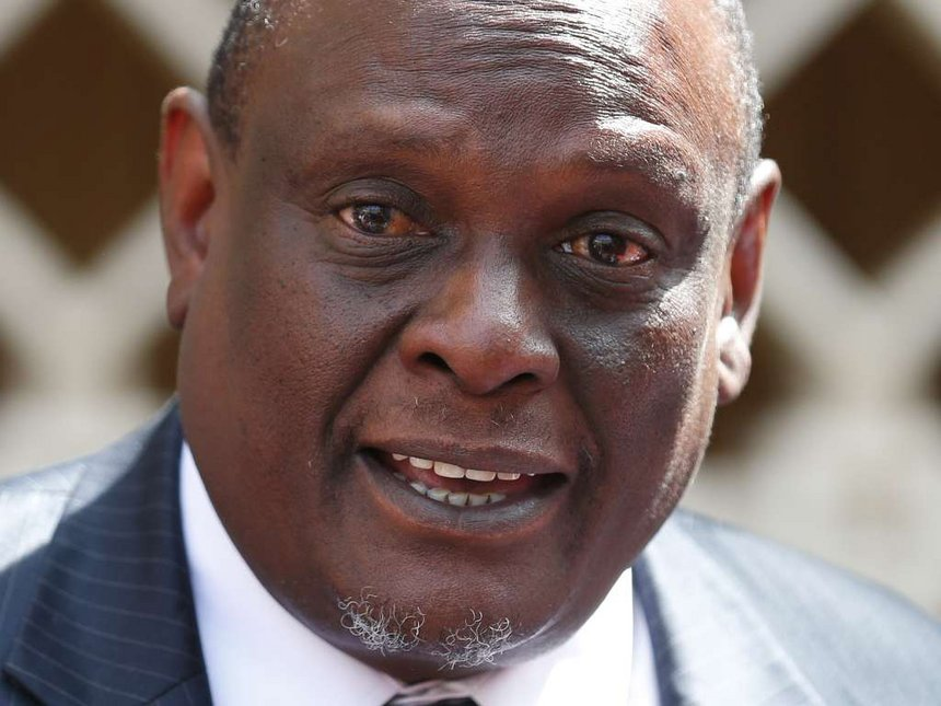 David Murathe Resigns From Jubilee Party, Vows To Block Ruto's Presidential Bid