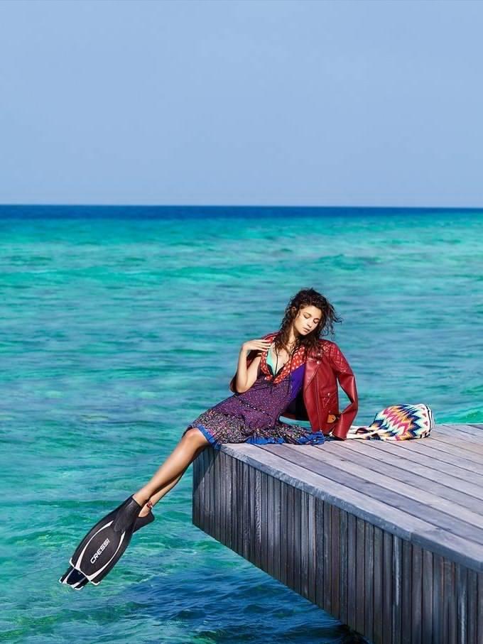Alia Bhatt Hot Vogue India Photoshoot
