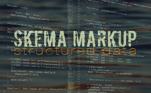 schema markup structured data