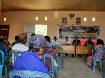 Demi Sukseskan TMMD ke-101, Kodim Bolmong Gelar Sosialisasi Program TMMD