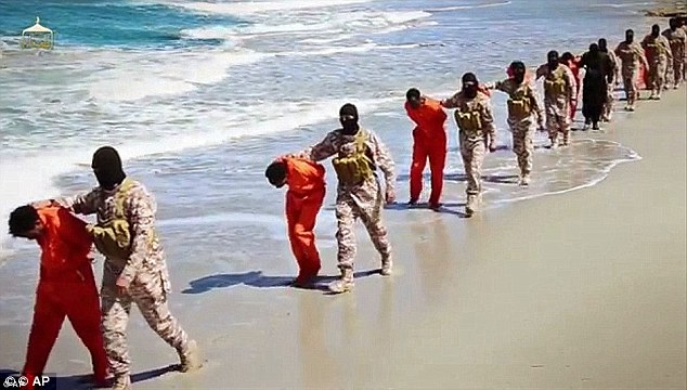 isis kidnapped christians libya
