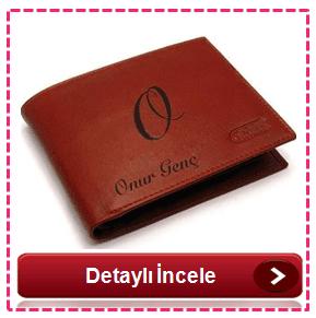 Erkeğe cüzdan hediyesi