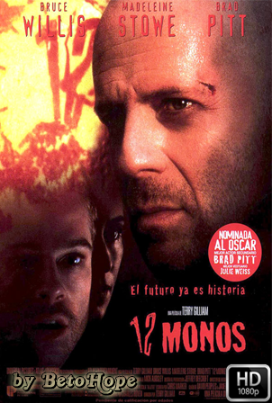 12 Monos [1080p] [Latino-Ingles] [MEGA]