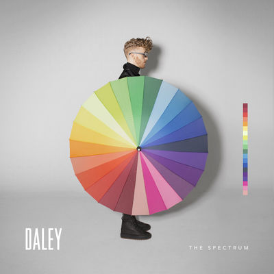 Daley - The Spectrum - Album Download, Itunes Cover, Official Cover, Album CD Cover Art, Tracklist