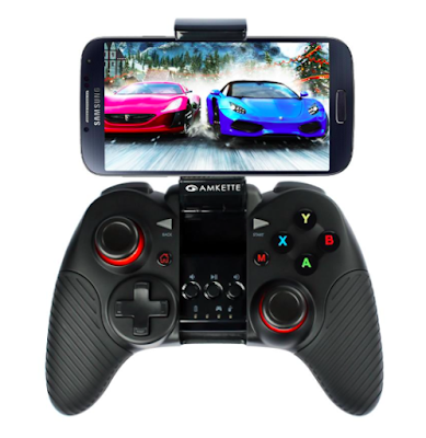 Amkette launches an upgraded version of its wireless bluetooth controller for Android devices, the Evo Gamepad Pro 2, in India for Rs. 2899