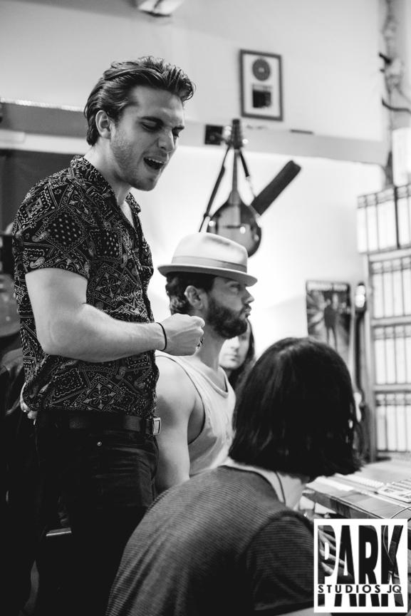 The Carnival Club EP | Birmingham Recording Studio | Park Studios JQ | jewellery quarter studio uk