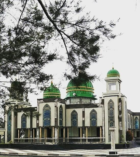 Singgah Ke Masjid February 2018