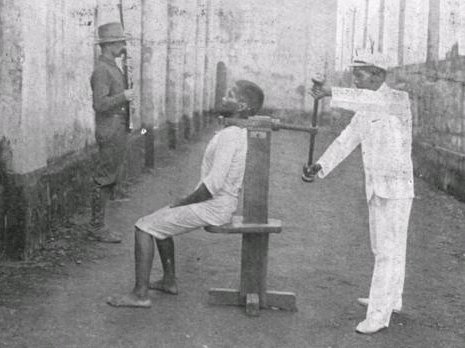 Humane and civilised execution in the Philippines.