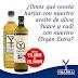 ¿Quieres conseguir 1 año de Aceite Oliva Ybarra?
