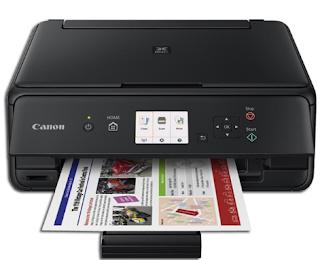 Canon PIXMA TS5053 All-In-One Inkjet Printer