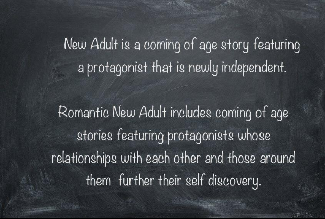 The giant post about new adult literature.