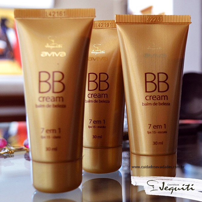 BB Cream Aviva Jequiti