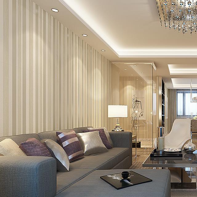Se llama estilo elegir el papel pintado perfecto - Papel pintado salones modernos ...