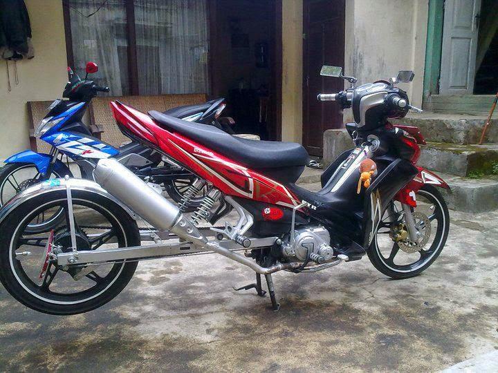 Kumpulan Foto Modifikasi Motor Yamaha New Jupiter Z