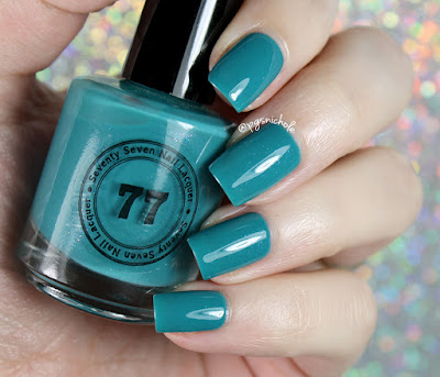 Seventy Seven Nail Lacquer Hot Summer Nights | Hot Summer Nights Trio