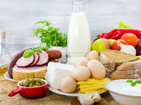 Makanan Fitnes Penambah Berat Badan