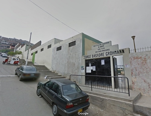 Colegio 6089 JORGE BASADRE GROHMANN - San Juan de Miraflores
