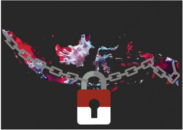 Lockdown Ajaran Islam
