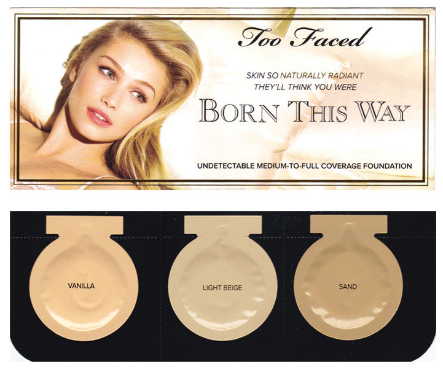 Travel Size Too Faced Born This Way