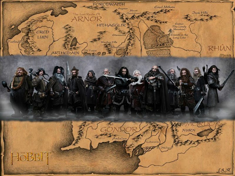 The Hobbit: An Unexpected Journey Wallpapers 1280*720 resolution title=