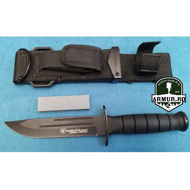 Cutit Tactic Smith & Wesson CKSUR2 supravietuire vanatoare