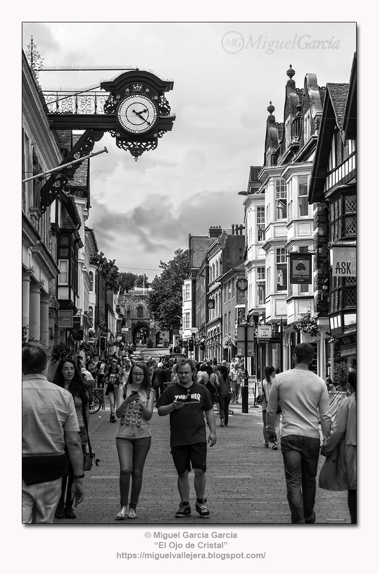 High St. - Winchester (UK)