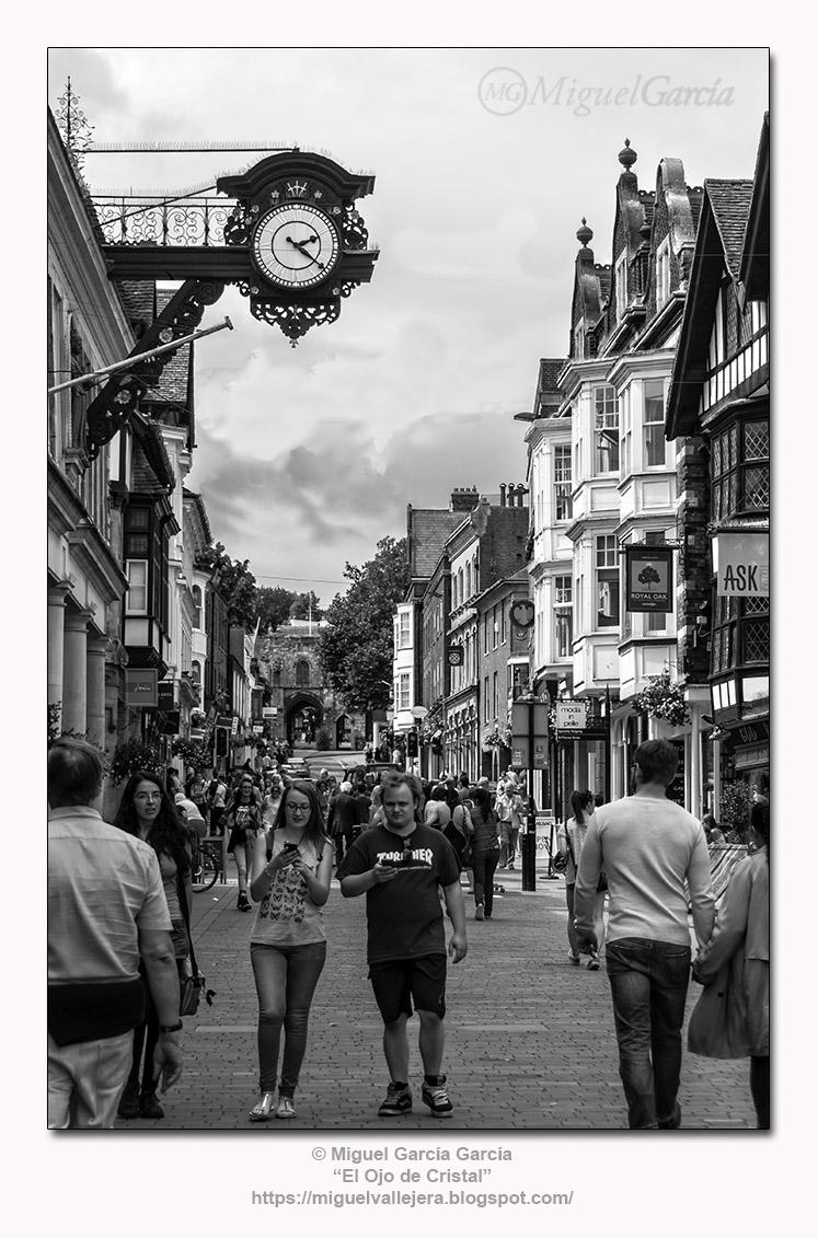 High St. - Winchester (UK)