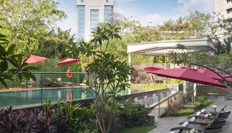 Gran Melia Hotel termewah dan modern di Jakarta Indonesia