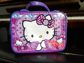 Tas Travel Hello Kitty