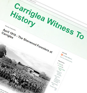 Image link to 'Carraiglea - Witness To History' blog