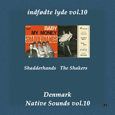 Indfødte lyde / Native Sounds - Denmark Record Labels Vol.10