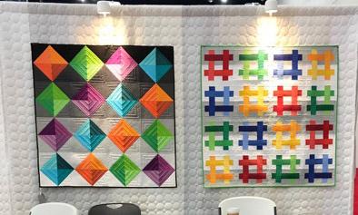 inspiredfabric fall quilt market recap