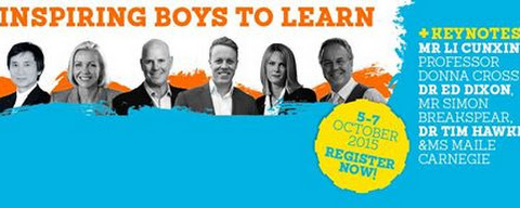 National Boys Education Conference (Australia) Live Blog--Day Three