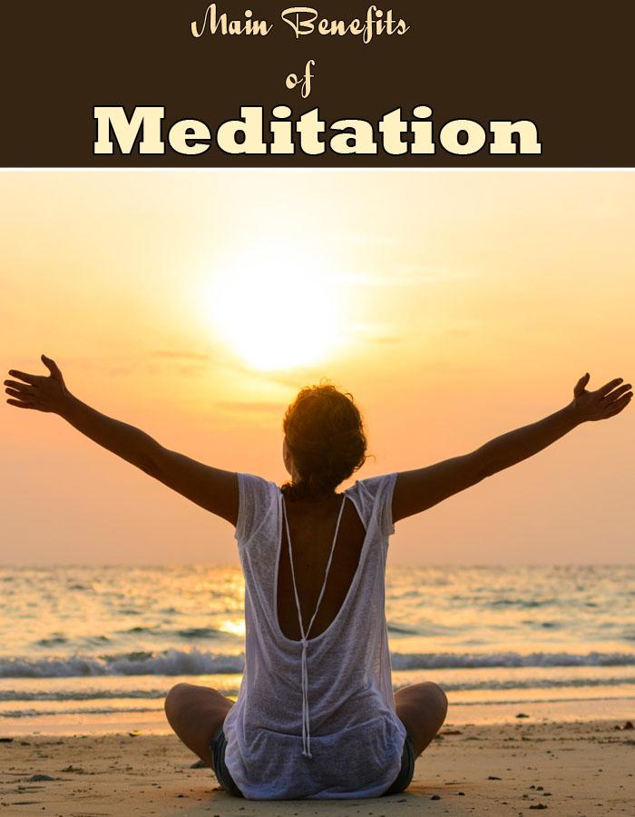 Main Benefits of Meditation
