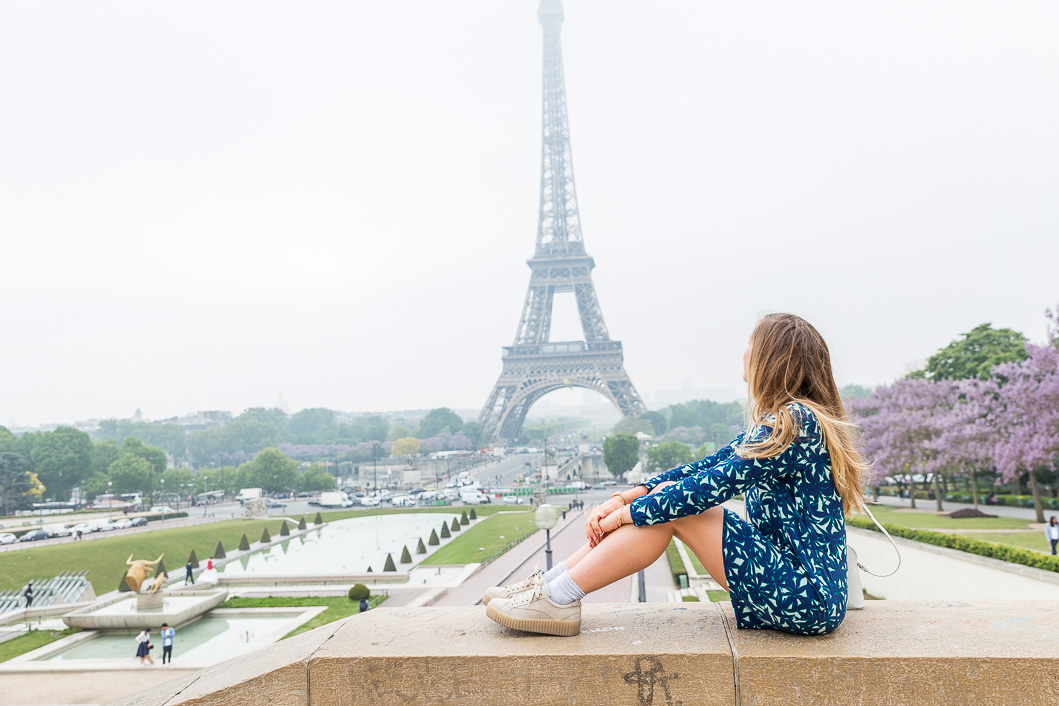 Trocadéro Paris Tour Eiffel