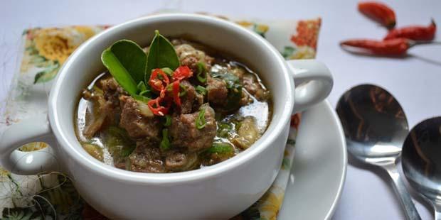 Resep Rawon daging enak dan Sederhana