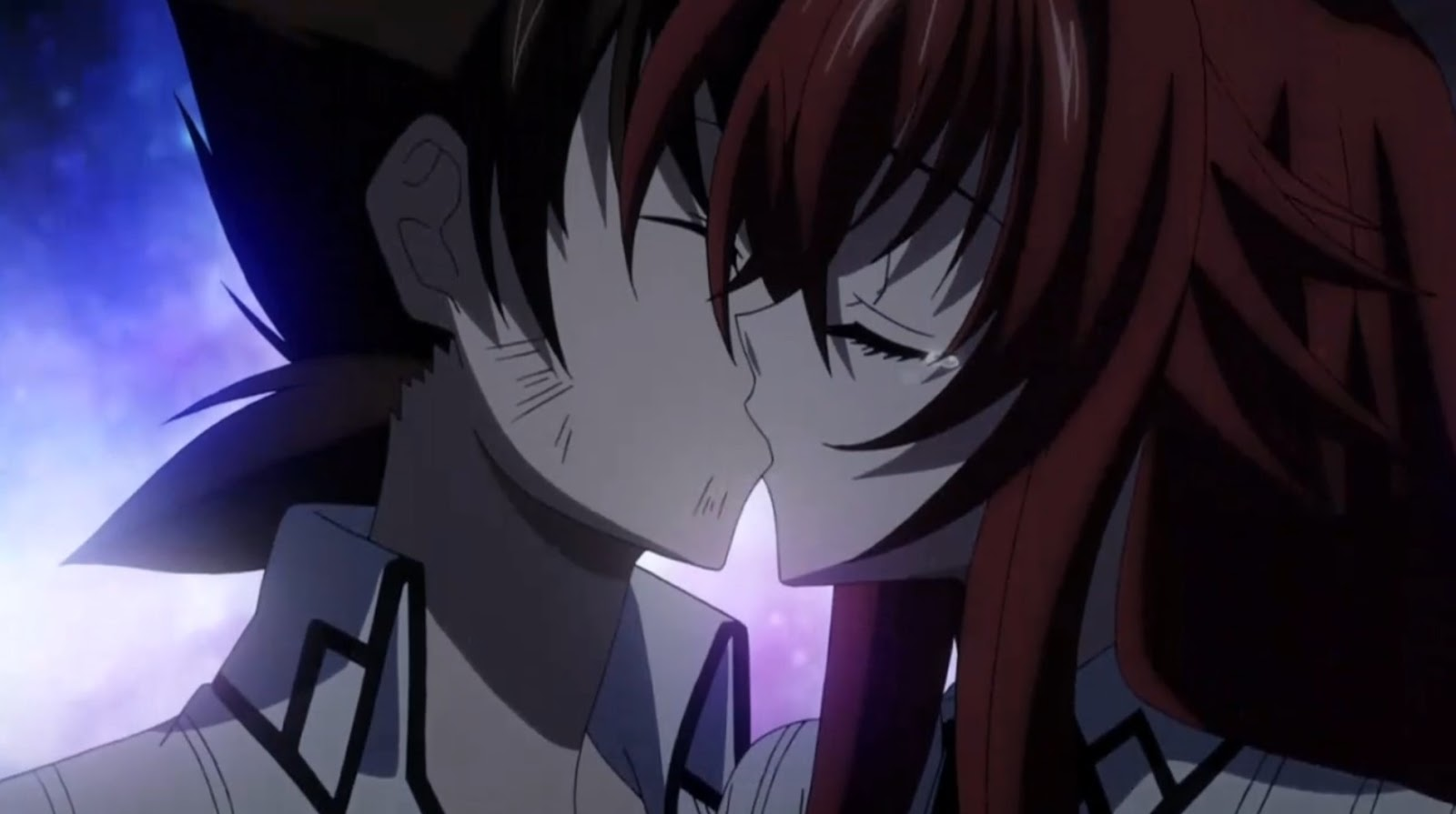 HighSchool DxD BorN Episodio 12