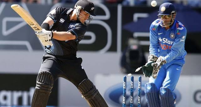 Ind vs NZ 1st ODI Live Scorecard 2016