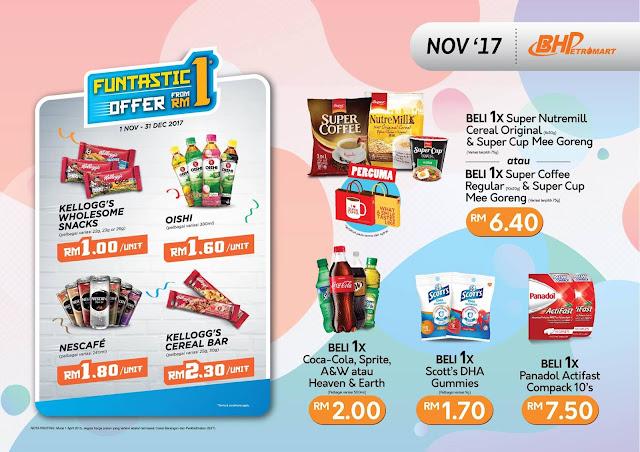 Malaysia BHPetrol OrangeMania Funtastic Offer