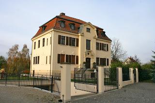 wahrscheinlich Pächterhaus des Schlosses Zöbigker Markkleeberg